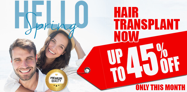 PHAEYDE Hair Transplantation Summer Sale